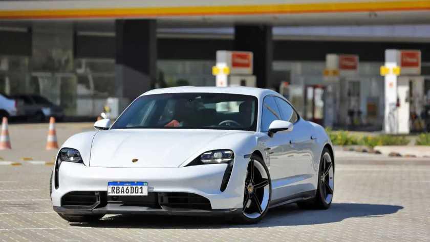 Porsche Taycan Turbo S (IEV BR Test)