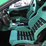 2007 Ferrari 599 Gtb Painted In Signal Green Is A Rare Sight On Sale For 499 900