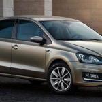 Volkswagen Polo Sedan Facelift Revealed Goes On Sale Next Month