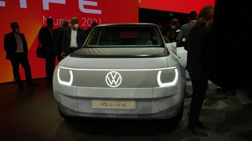 Volkswagen ID.LIFE 2021 - Live Photos