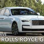 2021 Rolls Royce Ghost First Drive Review All That And Then Some