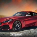 Bmw Z4 Coupe Concept Photo