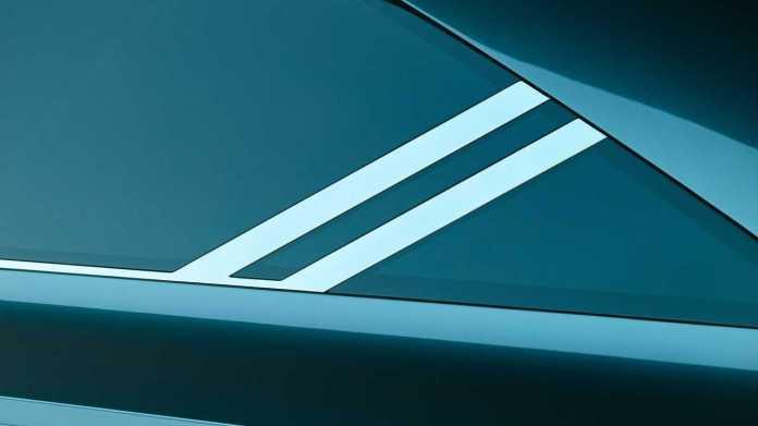Genesis X Concept Window Accent