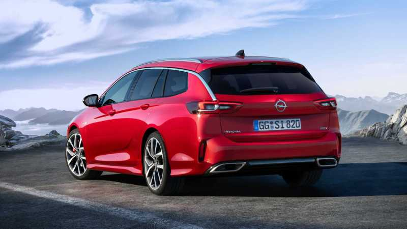 2020 Opel Insignia GSi Facelift