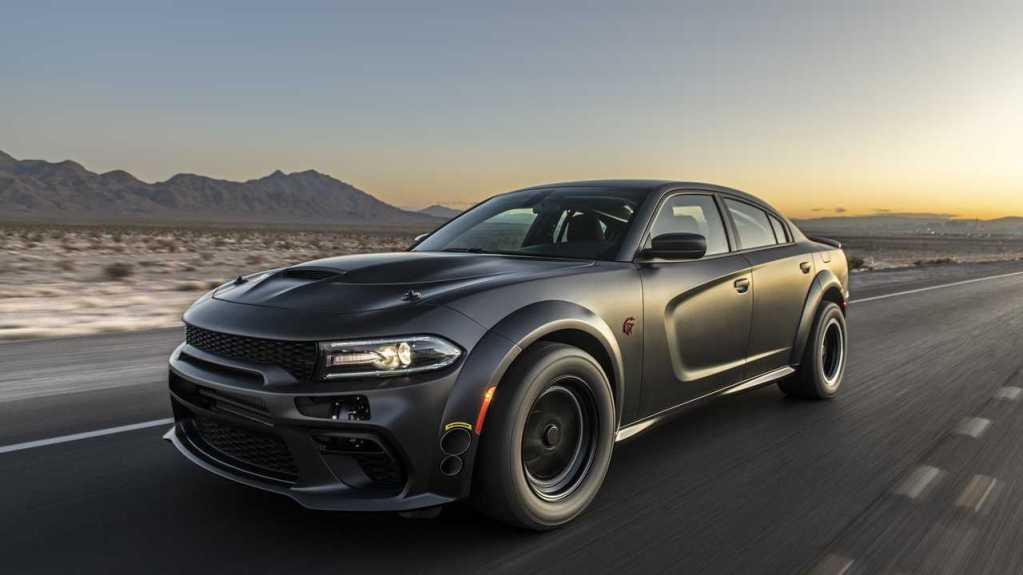 Twin-turbo AWD Dodge Charger by SpeedKore | Motor1.com Photos