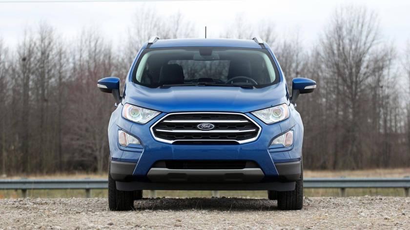 Ford EcoSport Review - USA