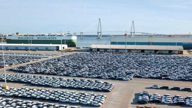 BMW Manufacturing Is Largest U.S. Automotive Exporter by Value for 7th Consecutive Year