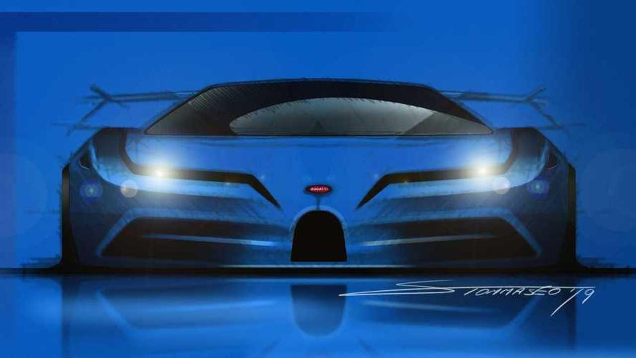 Et Si La Descendante De La Bugatti Eb110 D 233 Barquait 224