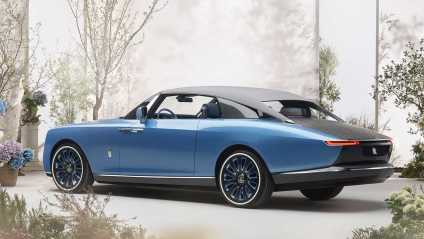 Rolls-Royce Boat Tail Revives The Art Of Coachbuilding