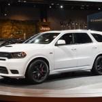 Behold The 2018 Dodge Durango Srt In All Its Badassery