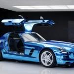 Mercedes Sls Amg Coupe Electric Drive O Superesportivo Eletrico Mais Potente Do Mundo