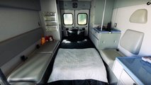 Ex-Ambulance RV For Tiny Houses