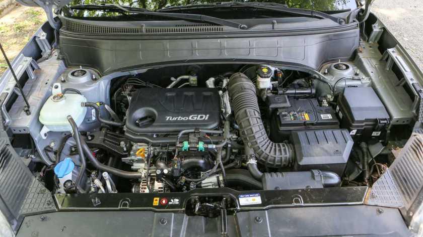 Hyundai Creta Platinum 1.0T 2022 1.0 turbo engine