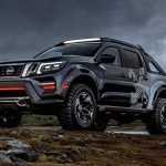 Nissan Exibe A Navara Dark Sky Uma Frontier Para Ver Estrelas