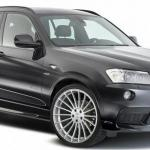 Hamann Works On The Bmw X3