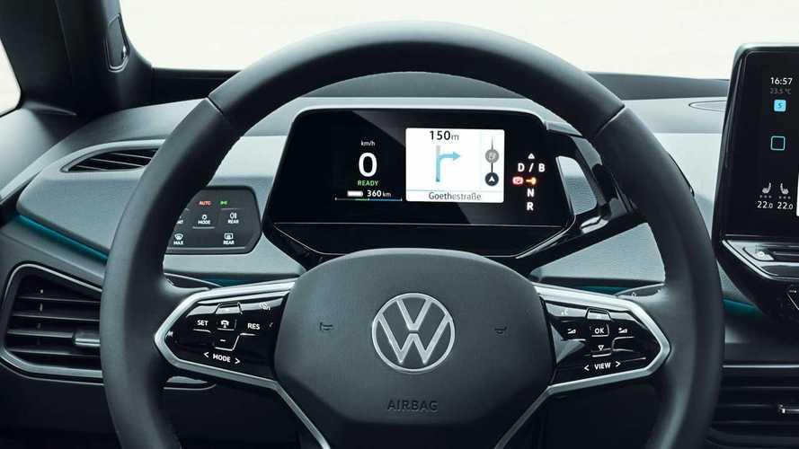 Volkswagen Id 3 2019 Motor1 Com Photos