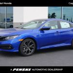2020 New Honda Civic Sedan Sport Cvt At Capitol Honda Serving San Jose Santa Clara Milpitas Ca Iid 20329193