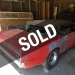 1968 Ford Mustang Project Convertible For Sale Riverhead Ny 16 995 Motorcar Com