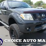 2010 Used Nissan Frontier Lifted 4wd Crew Cab Swb Automatic Pro 4x At Choice Automotive Serving Honolulu Hi Iid 20291372