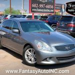 2013 Used Infiniti G37 Sedan 4dr Journey Rwd At Fantasy Auto Sales Inc Serving Phoenix Az Iid 20307999