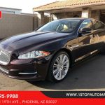 2013 Used Jaguar Xj 4dr Sedan Xjl Portfolio Rwd At One Stop Auto Mall Serving Phoenix Az Iid 19770165