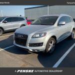 2015 Used Audi Q7 Quattro 4dr 3 0t Premium Plus At Scottsdale Ferrari Serving Phoenix Az Iid 20221779