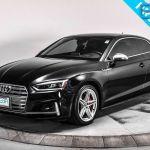 2018 Used Audi S5 Coupe 3 0t Prestige At Elliott Bay Auto Brokers Serving Seattle Wa Iid 20275419