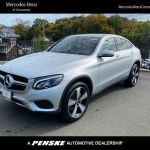 2018 Used Mercedes Benz Glc Glc 300 4matic Coupe At Penske Tristate Serving Fairfield Ct Iid 20371623