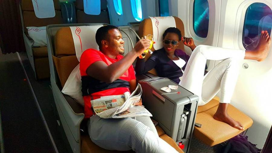 Image result for akothee and her manager