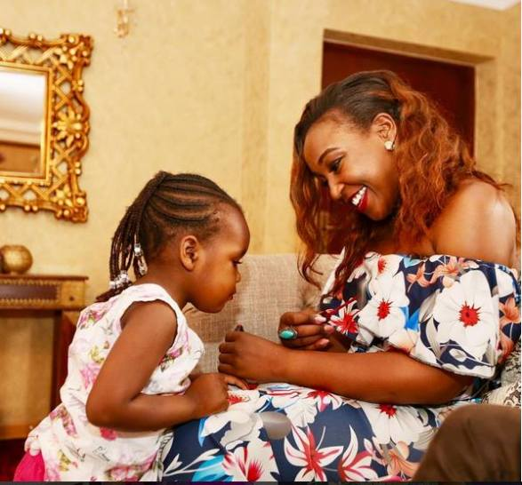 Image result for okari and daughter