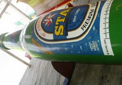 Star Beer Bottle