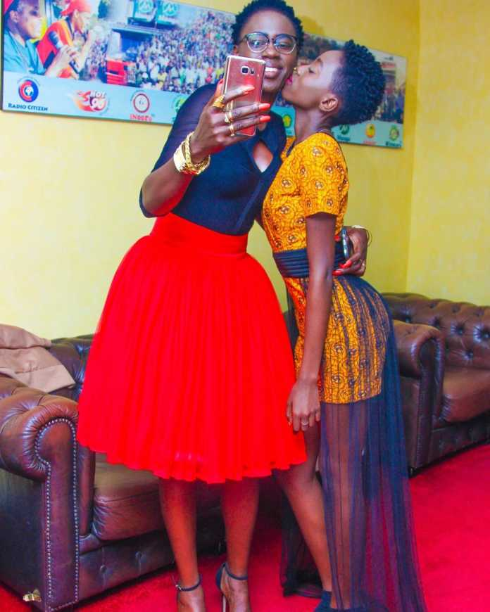 Image result for akothee with rue