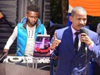 'I've left everything to God,' DJ Evolve on forgiving Babu Owino