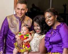 'Love you to the moon and back,' Bishop Kiuna showers granddaughter with love