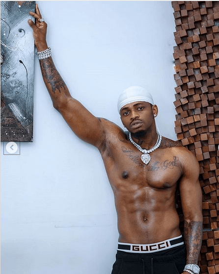 Endelea kulea kitambi! Photos of Diamond's abs that will make your  girlfriend leave you for him - Amnon Free Press®