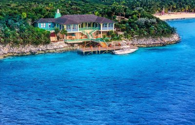 Rent David Copperfield's Private Island Musha Cay