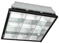 lithonia lighting 3 lamps 32 watts 3 850 lumens 2 x 4 electronic ballast fluorescent lamp troffer 54081971 msc industrial supply