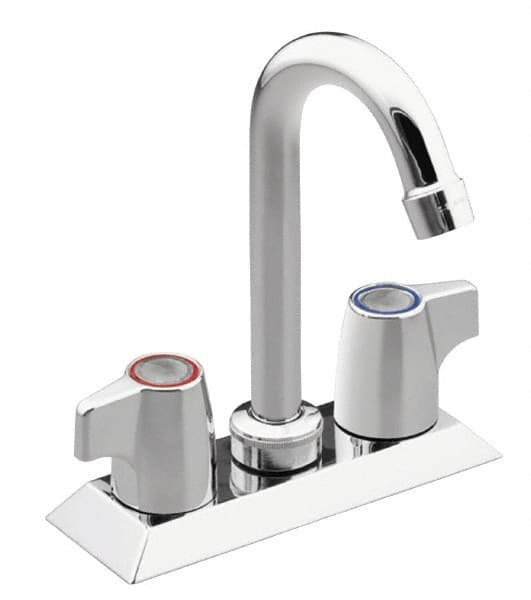 moen deck plate mount bar and hospitality faucet without spray 81794927 msc industrial supply