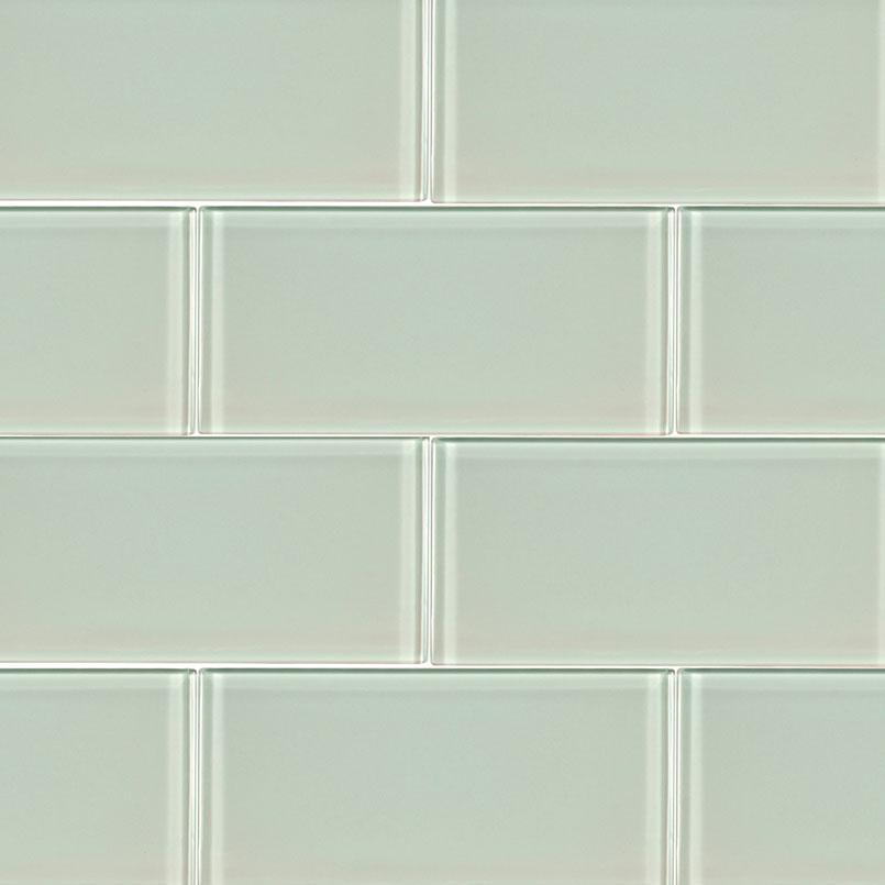 ice glass subway tile mosaic tile