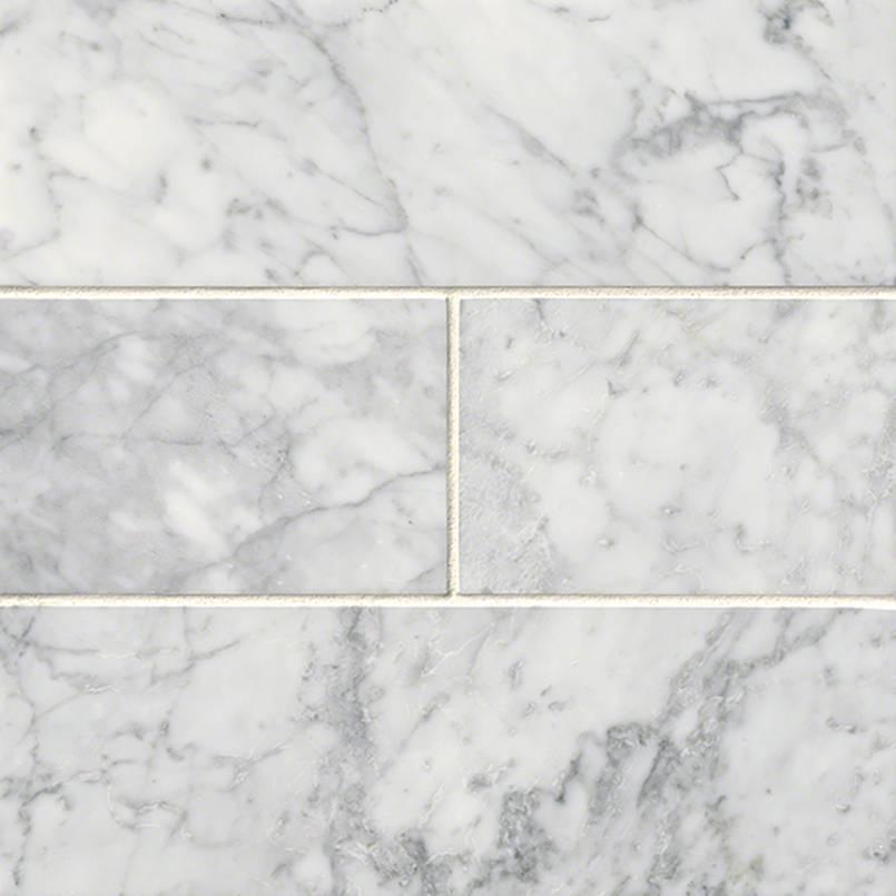 carrara white subway tile 4x12 white