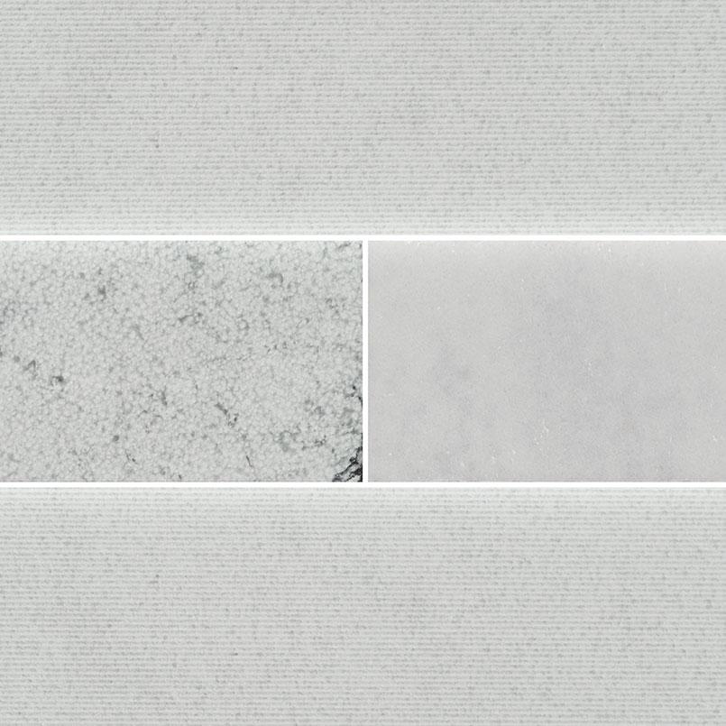 greecian white marble subway tile 4x12