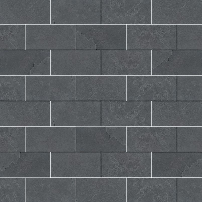montauk black subway tile 3x6 subway tile slate backsplash