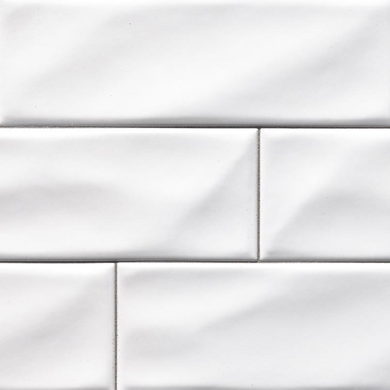 whisper white subway tile backsplash tile white tile