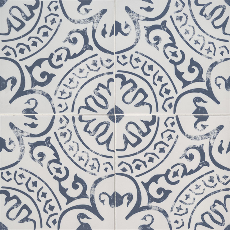 indigo porcelain tile kenzzi collection tile flooring