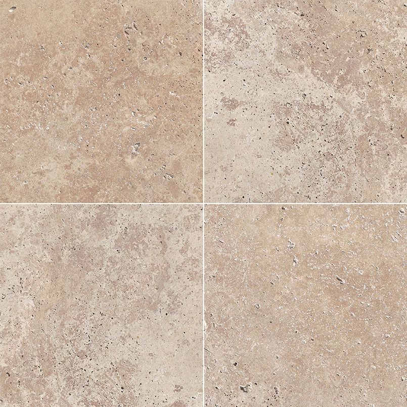 12x12 honed and filled tile travertine tile