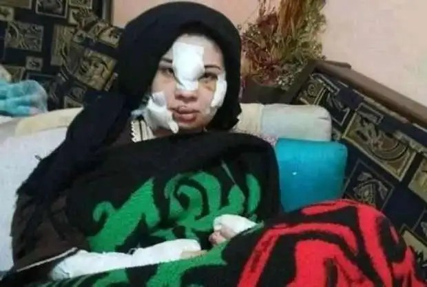 """A shocking surprise .. Investigations prove a husband """"Israa"""" He hit her with his fold and wanted to throw her into the sea"""