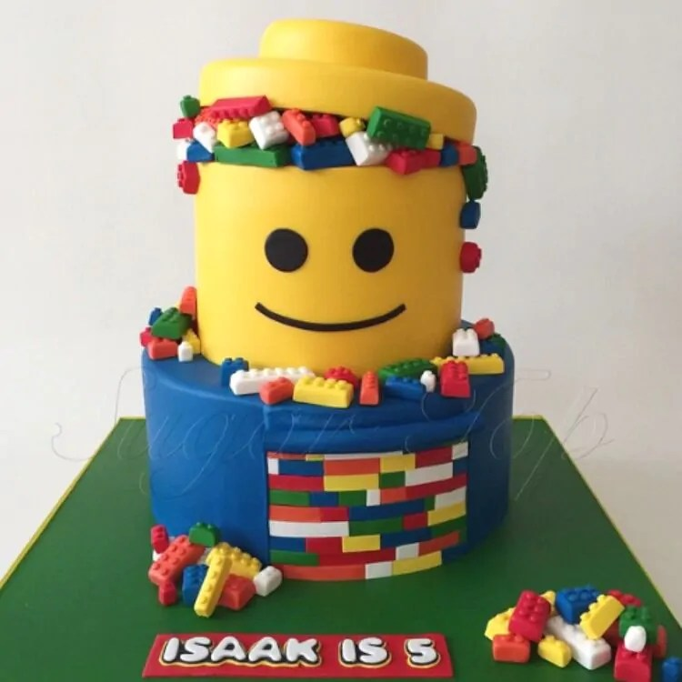 Best 18 Lego Cakes Ideas For Birthday S Mum S Grapevine