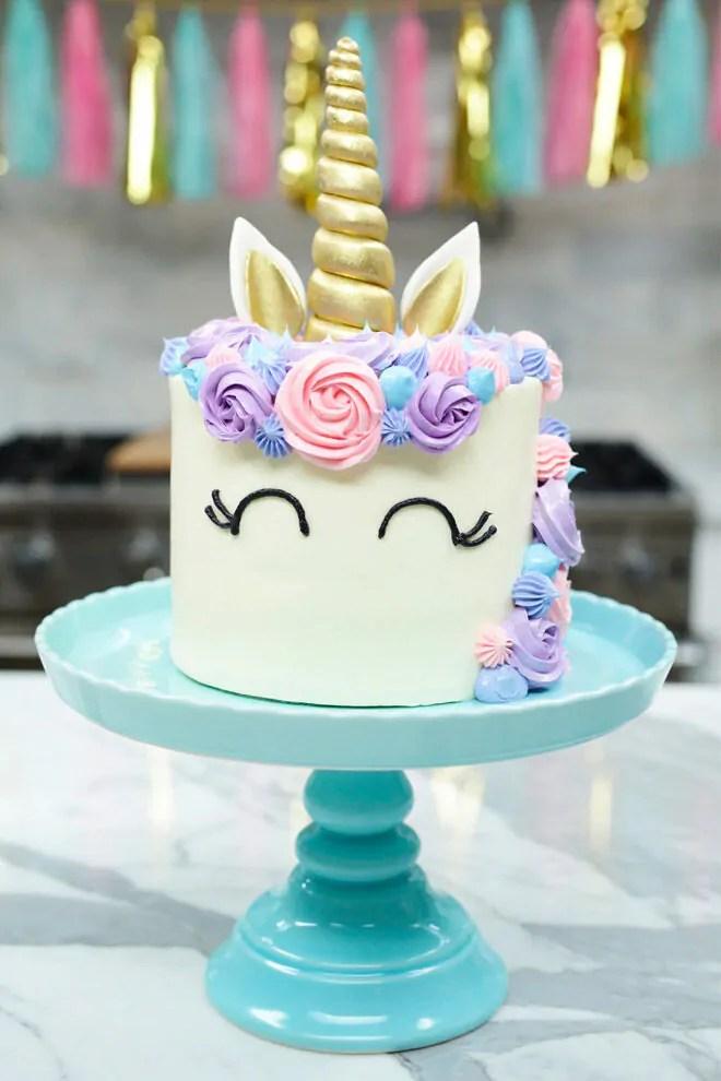 22 Unicorn Cake Ideas To Make At Home Mum S Grapevine