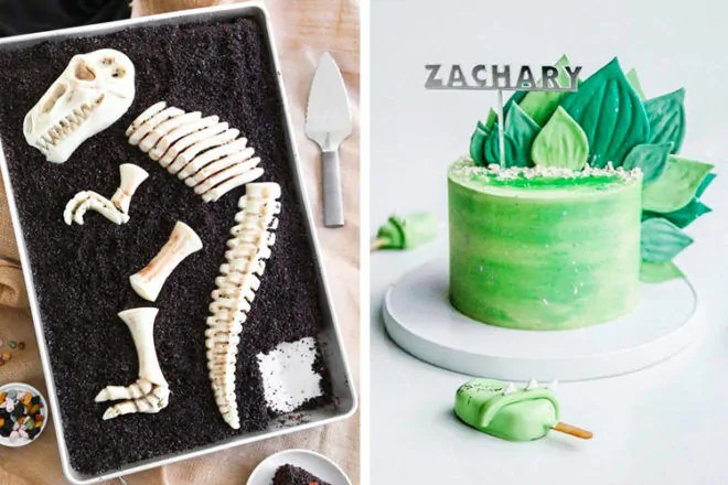 22 Dinosaur Cake Ideas For A Rip Roaring Party Mum S Grapevine
