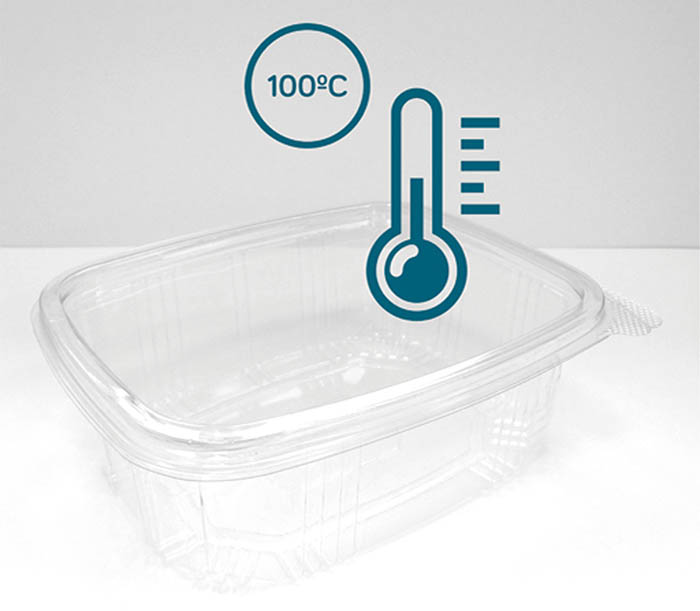 hot filled apet, apet para altas temperaturas, envases, packaging, SP Group, tray2tray